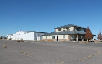 LENDER OWNED AUCTION Former Sand/Gravel & Paving Contractor with 5 Gravel Pits Twin Falls, ID