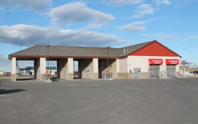 LENDER OWNED AUCTION Car Wash on .987± Acres Rexburg, ID