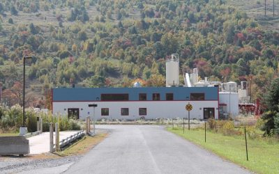 LENDER OWNED ONLINE AUCTION 35,000 Ton/Year Wood Pellet Plant on 8.59± Acres Palmerton, PA