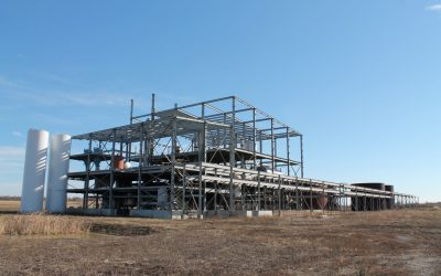 BIODIESEL PLANT AUCTION New $60 Million Dollar / 60 Million Gallon per Year Partially Completed Biodiesel Plant on 508± Acres, Real Estate & Equipment Tina, MO