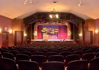 Panoramic of Allenberry Theatre