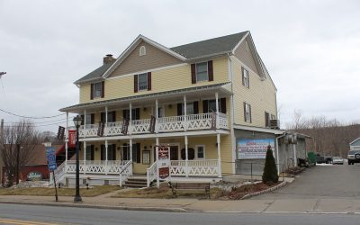 LENDER OWNED AUCTION 12 Room Inn & Restaurant Andover, NJ