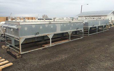 ORDERLY NEGOTIATED SALE Fin Fan Air Cooled Heat Exchangers