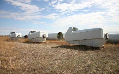 ORDERLY NEGOTIATED SALE 4 Micon M1500 Wind Turbines