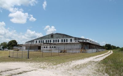 LENDER ORDERED AUCTION 48,834 SF Industrial/Commercial Buildings on 13.58 acres Titusville, FL