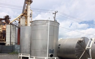 ORDERLY NEGOTIATED SALE Stainless Steel Douglas Brothers Tanks