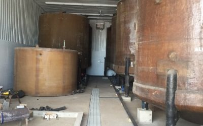 ONLINE ONLY AUCTION Complete Assembled Tank Farm Kerrobert, Saskatchewan Canada