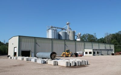 LENDER ORDERED AUCTION Wood Pellet Plant & Commercial/Industrial Building on 3.0± Acres West Monroe, LA