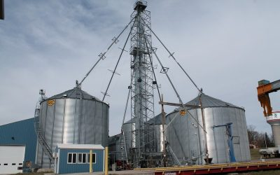 AUCTION: 171,000 Bushel Grain Handling Facility Equipment Package and/or 2.52± Acres Real EstateJune 15 • Cumberland, WI