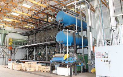 AUCTION: New 2.45 Million Bushel/Year Oilseed Crushing Facility Equipment PackageJune 15 • Cumberland, WI