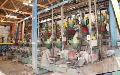 AUCTION: 1.75 Million Bushel/Year Oilseed Crushing Facility Equipment PackageJune 15 • Cumberland, WI