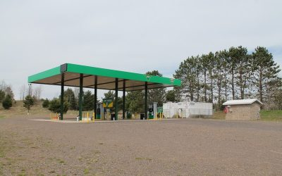 AUCTION: Retail Fuel Station Equipment Package and/or 1.7± Acres Real EstateJune 15 • Cumberland, WI