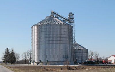 BANKRUPTCY AUCTION: Ladoga Grain Storage / Elevator FacilityJune 29 • Ladoga, Indiana