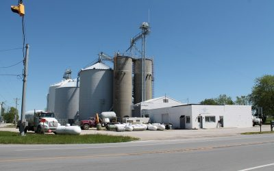 BANKRUPTCY AUCTION: New Winchester Grain Storage / Elevator FacilityJune 29 • Danville, Indiana