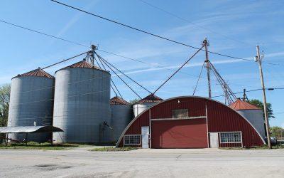 BANKRUPTCY AUCTION: Kingman Grain Storage / Elevator FacilityJune 29 • Kingman, Indiana