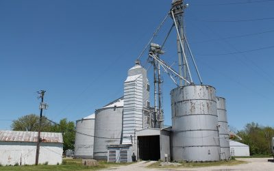 BANKRUPTCY AUCTION: New Market Grain Storage / Elevator FacilityJune 29 • New Market, Indiana