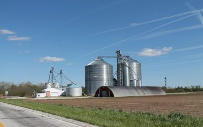 BANKRUPTCY AUCTION: Scotts Prairie Grain Storage / Elevator FacilityJune 29 • Hillsboro, Indiana