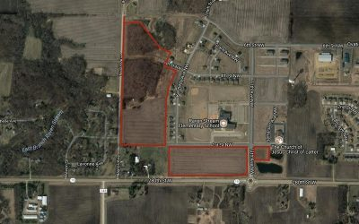 LENDER OWNED AUCTION: 44.83± Acres Development LandNew Prague, MN