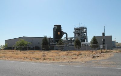AUCTION: Surplus Carbon Black Plant & EquipmentBoardman, OR