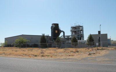 AUCTION: Surplus Carbon Black Plant & EquipmentBoardman, OR