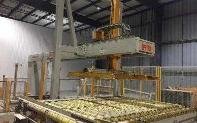 ORDERLY NEGOTIATED SALE: Breton Terastone® TM65-1000 Marble / Granite / Cement / Stone Plant