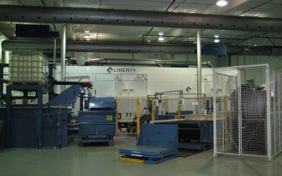 ORDERLY NEGOTIATED SALE:$4,750,000 Liberty Precision Industries Manufacturing System