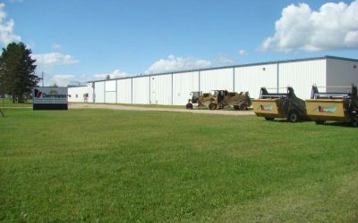 REAL ESTATE & EQUIPMENT AUCTION:May 24, 201839,407± sq. ft. Commercial Building on 4.38± AcresClarissa, MN