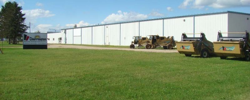 REAL ESTATE &#038; EQUIPMENT AUCTION:<br>May 24, 2018<br>39,407± sq. ft. Commercial Building on 4.38± Acres<br>Clarissa, MN