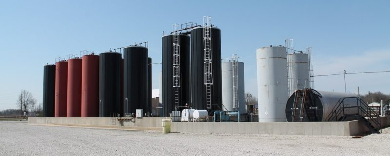 COURT ORDERED SEALED BID AUCTION:<br>June 27, 2018<br>12 MGY Biodiesel Facility<br>South Roxana, IL