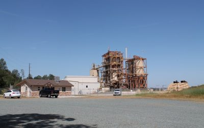 SEALED BID AUCTION:July 19, 201818 Megawatt Biomass Power PlantIone, CA