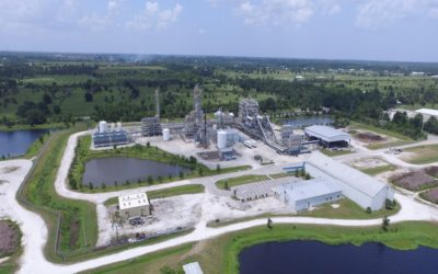 REAL ESTATE & EQUIPMENT AUCTION:January 8, 2019Cellulosic Ethanol/Biomass Power | Former INEOS-New Planet BiorefineryVero Beach, FL