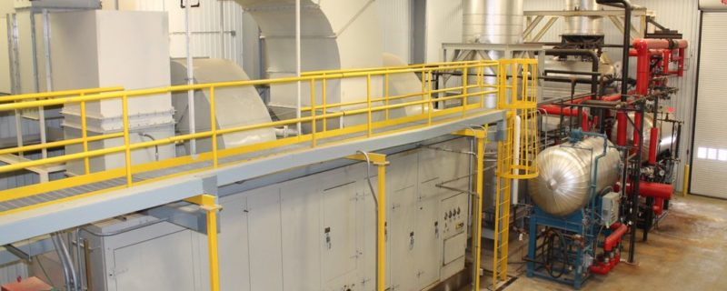 SEALED BID EQUIPMENT AUCTION:<br>8 MW Cogen Turbine Power Plant Equipment Package<br>Mason City, IA