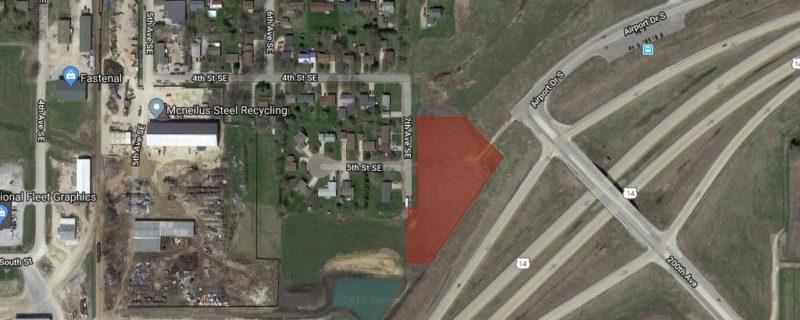 REAL ESTATE AUCTION:<br>2.56± Acres Development Land<br>Dodge Center, MN