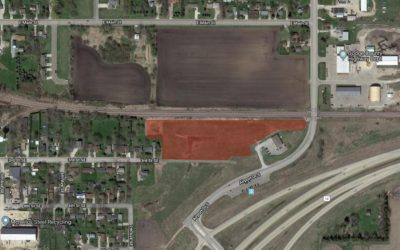 LENDER OWNED AUCTION:May 7, 20194.57± Acres Platted Development LandDodge Center, MN