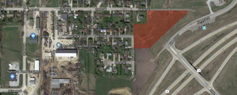 LENDER OWNED AUCTION:<br>3.81± Acres Development Land<br>Dodge Center, MN