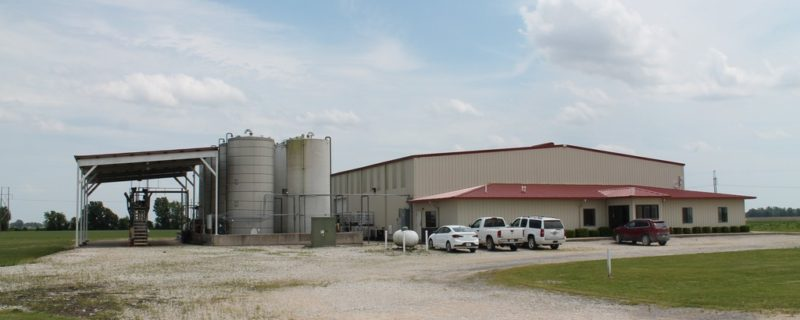 RETIREMENT SEALED BID AUCTION<br>5± MGY Biodiesel Facility<br>Dexter, MO