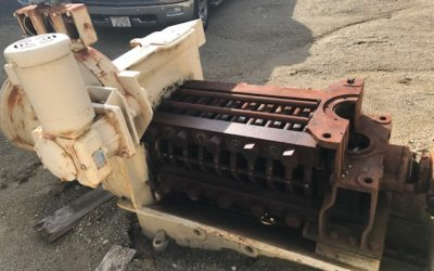 ORDERLY NEGOTIATED SALE:Anderson Duo 33 Expeller Press