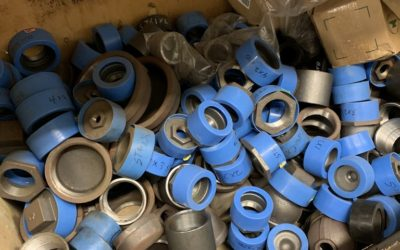 ORDERLY NEGOTIATED SALE:Standard Pipe Fittings & Other Parts