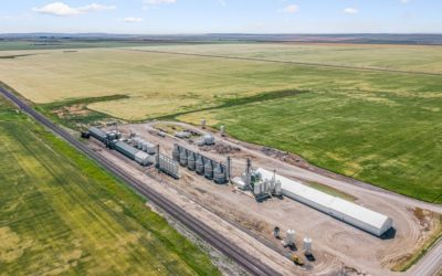 LENDER ORDERED AUCTION:Pardue Grain FacilityCut Bank, MT