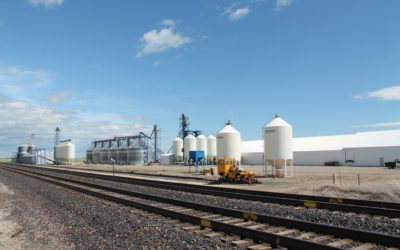 LENDER ORDERED AUCTION:Pardue Grain FacilityCut Bank, MT