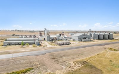 LENDER OWNED SEALED BID & ONLINE AUCTION:Bakken Oilfield Brine/Water Treating & Reclamation FacilityCulbertson, MT