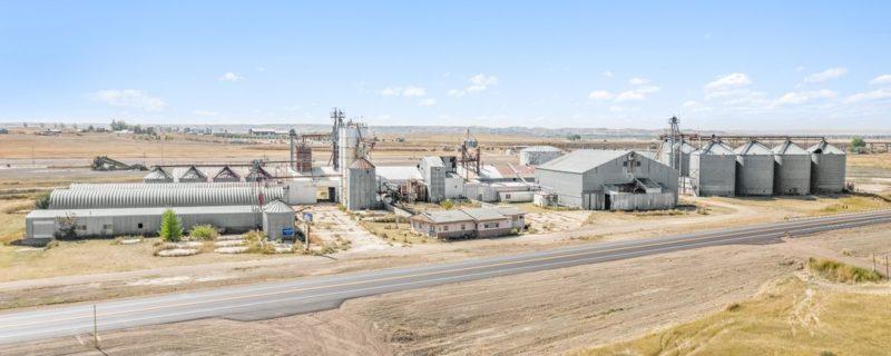 LENDER OWNED SEALED BID & ONLINE AUCTION:<br>Bakken Oilfield Brine/Water Treating & Reclamation Facility<br>Culbertson, MT