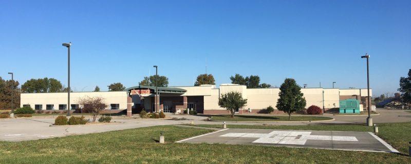 LENDER OWNED SEALED BID AUCTION:<br>Community Hospital on 20± acres<br>Sweet Springs, MO