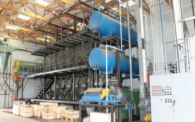 ONLINE ONLY AUCTION:2.45 Million Bushel/Year Oilseed Crushing Facility Equipment PackageSALE EXTENDED!!!Cumberland, WI