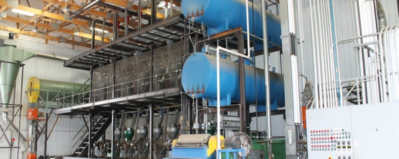 ONLINE ONLY AUCTION:<br>2.45 Million Bushel/Year Oilseed Crushing Facility Equipment Package<br>Cumberland, WI
