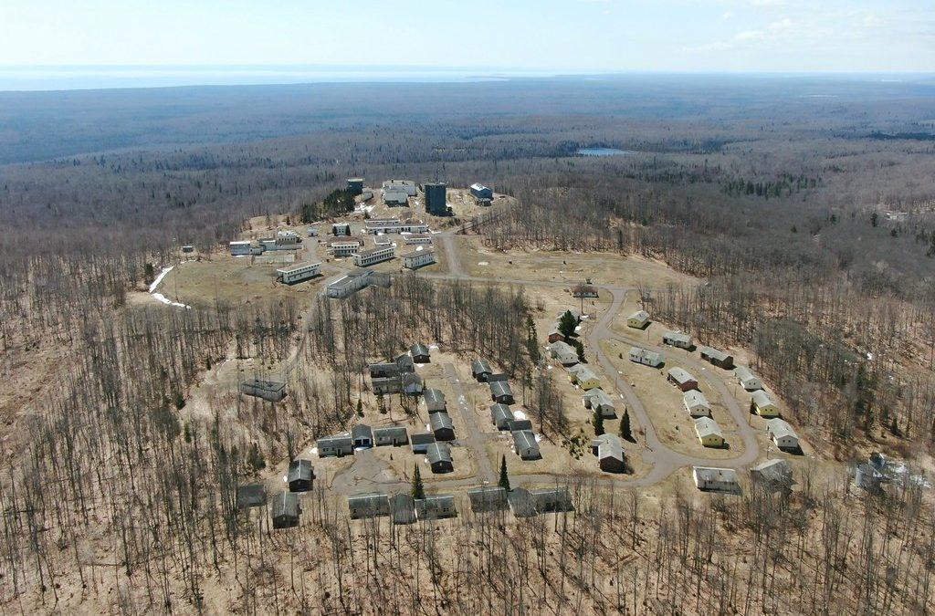REAL ESTATE AUCTION:Former Cold War Missile Defense Radar Base on 105± AcresMohawk, MI