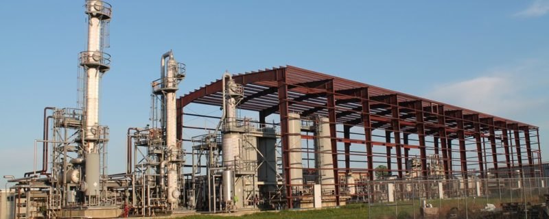 LENDER OWNED SEALED BID AUCTION:<br>50 MMGY Biodiesel Facility on 13.52± Acres<br>Newton, IL