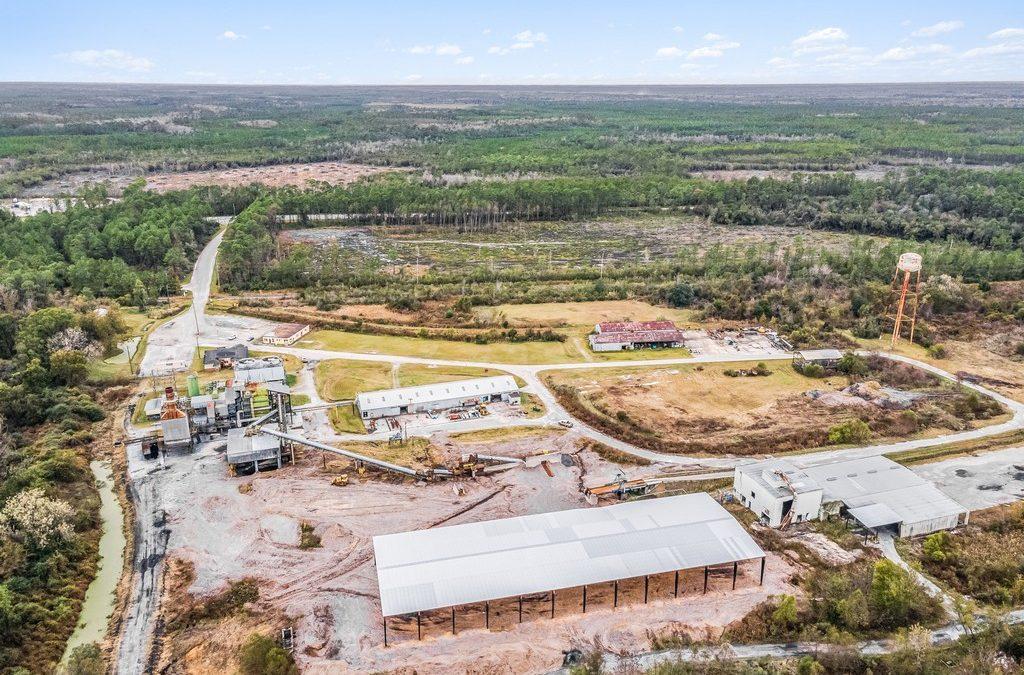 LENDER ORDERED SEALED BID NOTE SALE AUCTION: BioMass Power Plant & EquipmentTelogia, FL